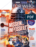Doctor Who Magazine  Issue 537  May 2019 .pdf