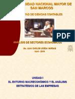 Análisis de Sectores Económicos Agrícola - Espárrago