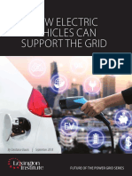 How Electic Vehicles Can Support the Grid