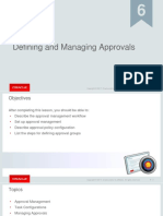 Oracle Fusion Procurement _Approvals
