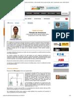 Revista Electroindustria - Filtrado de Armónicos_ ¿Cómo Decidir Entre La Opción de Filtro Activo, Compensador Activo o Filtro Híbrido