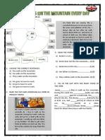 Worksheet Present Simple