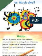 Estilos Musicales