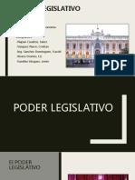 Poder Legisltaivo