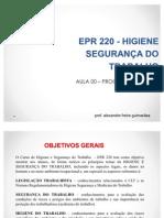 Aula 00-2010 PROGRAMAÇÃO 2010