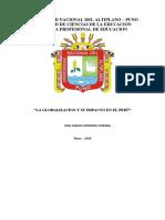 357989043 La Globalizacion y Su Impacto en La Sociedad Peruana Docx