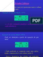 Comportamento PVT Pos3