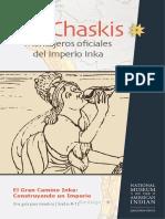 Inka Teachers Guide Esp