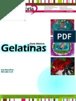 Guia Basica de Gelatina profesora Ana Rosa Rivas