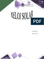 Emilce Lagos Relo Solar