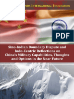 Sino-Indian Boundary Dispute and Indo-Centric Reflections.pdf