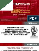 PPT Regimenes Politicos Ciencia Politica