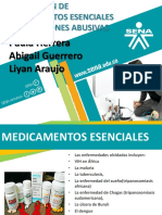 Explotacion de Medicamentos