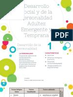 Desarrollo Social y de La Personalidad en La Adultez Emergente (1)