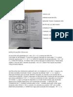 Manual Multimetro 180L Traduzido