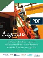 Mapeo ArgentinaOnu mujeres