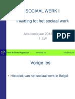 Sociaal Werk