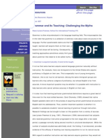CAL_ Digests_ Grammar and Its Teaching_ Challenging the Myths