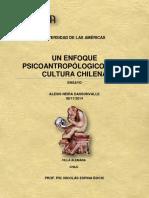 Un Enfoque Psicoantropólogico Chileno