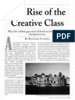 Richard Florida - The Rise of the Creative Class