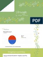 senior capstone struggle survey results