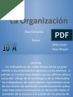 Diapositivas de Politica Organización2