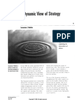 A dinamic view of strategy C Markides.pdf