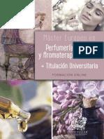 Certificado en Aromaterapia Integrada