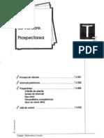 Tehnici de Vanzare-Prospectarea