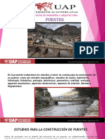 1º y 2º CLASE de PUENTES (Estudias de Puentes)