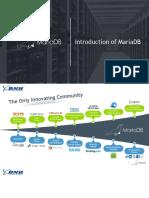 Giới Thiệu Về MariaDB TX, MaxScale