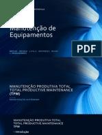 Apresentação - Manutenção Autônoma (Pptx)