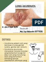 3. Kondiloma Akuminata.pptx