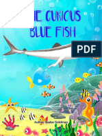 The Curious Blue Fish