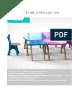 carpeta tecnico productiva