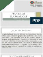 Prepa Proteinas Plasmaticas