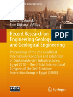 [Sustainable Civil Infrastructures] Janusz Wasowski, Tom Dijkstra - Recent Research on Engineering Geology and Geological Engineering_ Proceedings of the 2nd GeoMEast International Congress and Exhibition on Sustainab.pdf
