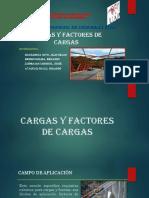 2°EXPOSICION (Cargas y factores De Carga)