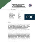 Silabo Fotogrametria 2018-II Civil