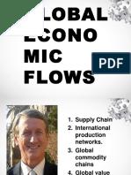 Global Economic Flows