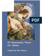 10 Reannaissance Pieces