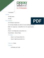 Ambassador car history
