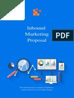 Inbound Marketing Proposal for Dapper Designz