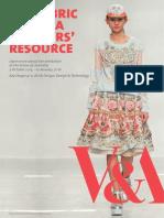 The Fabric of India Teachers' Resource