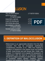 MALOCCLUSION PPT