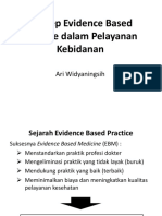 Konsep Evidence Based Pratice