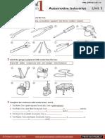 Technical English 1 WorkSheets Www.frenglish.ru