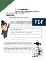 Don Bosco Tema 1