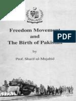 Freedom Movement and Birth of Pakistan