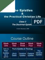 3 Epistles A